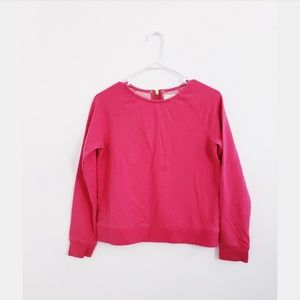 SALE! PRE-OWNED KATE SPADE PINK GIRL TOP XL